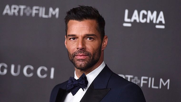Ricky Martin joins cast of Netflix's 'Jingle Jangle: A Christmas Journey'