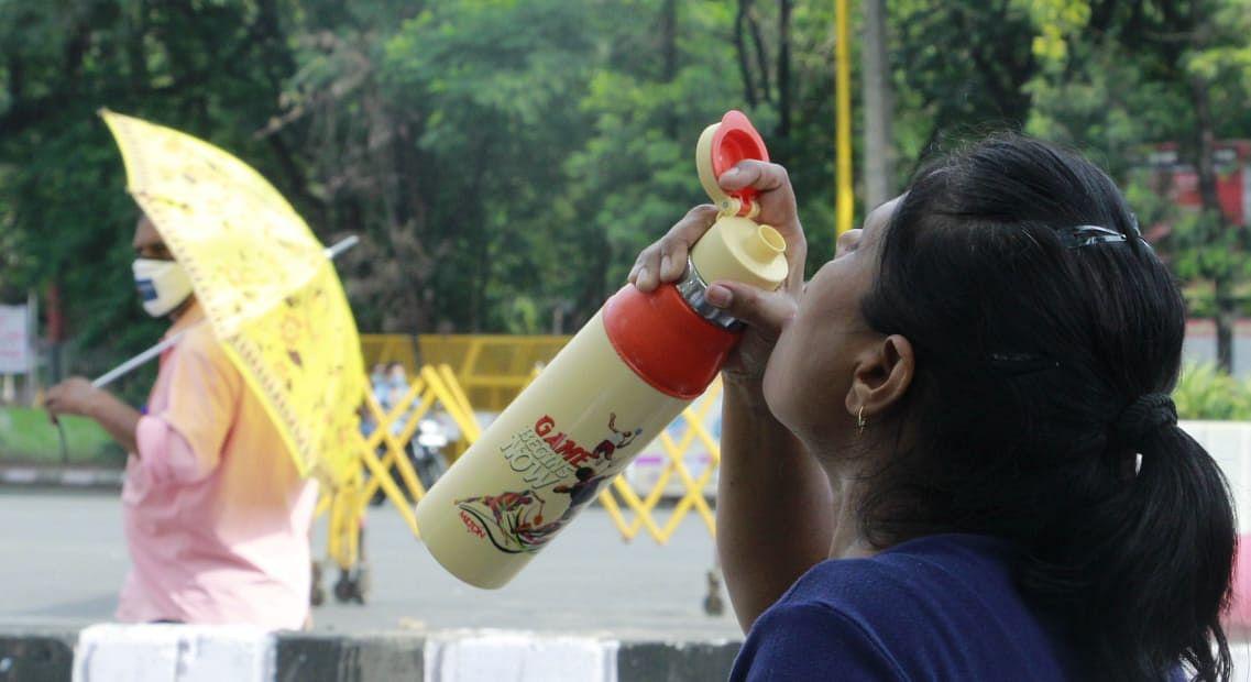 Indoreans reel under 'Second Summer' in October