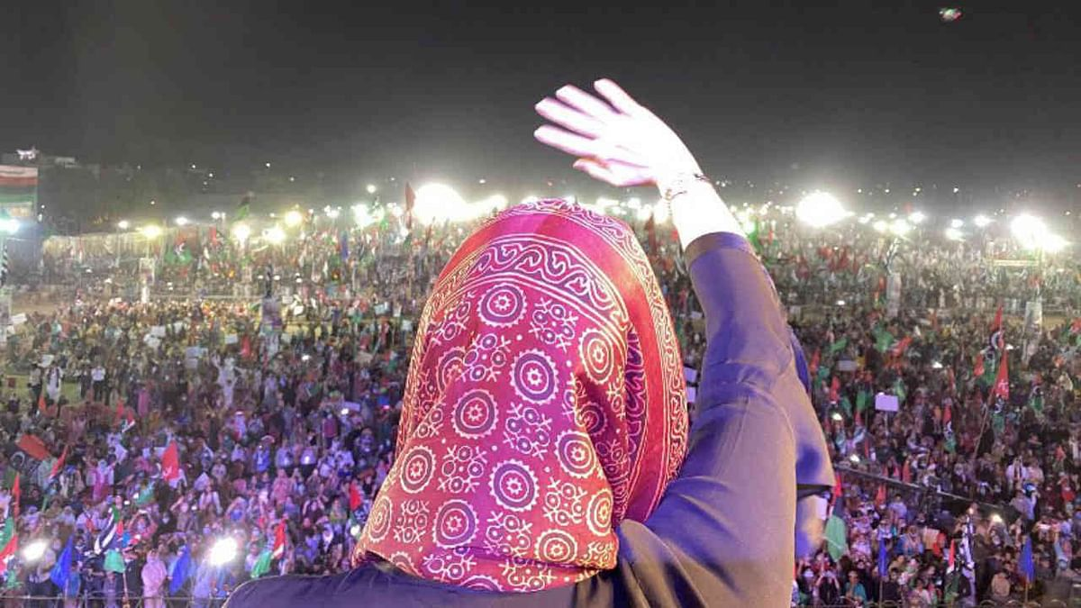 Pakistan: Maryam Nawaz's husband arrested from Karachi hotel, hours after opposition rally