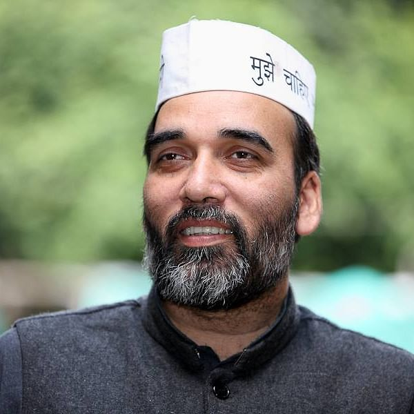 Environment Minister Gopal Rai inspects Bhalswa dumping sites as Delhi's anti-dust campaign intensifies