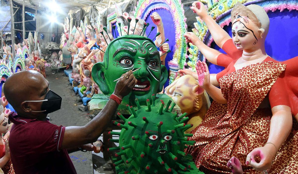 Madhya Pradesh: Goddess Durga temples to remain open during Navartri