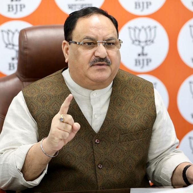 'They do everything except govern...': JP Nadda hits out at 'Congress blessed' Maha govt
