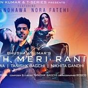 Guru Randhawa's 'Naach Meri Rani' out now: Nora Fatehi once again steals the show with her dance moves
