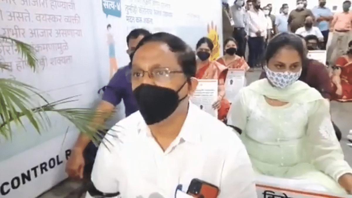 Thane:  BJP corporators protest TMC's online general body meet; say 'virtual way is not working'