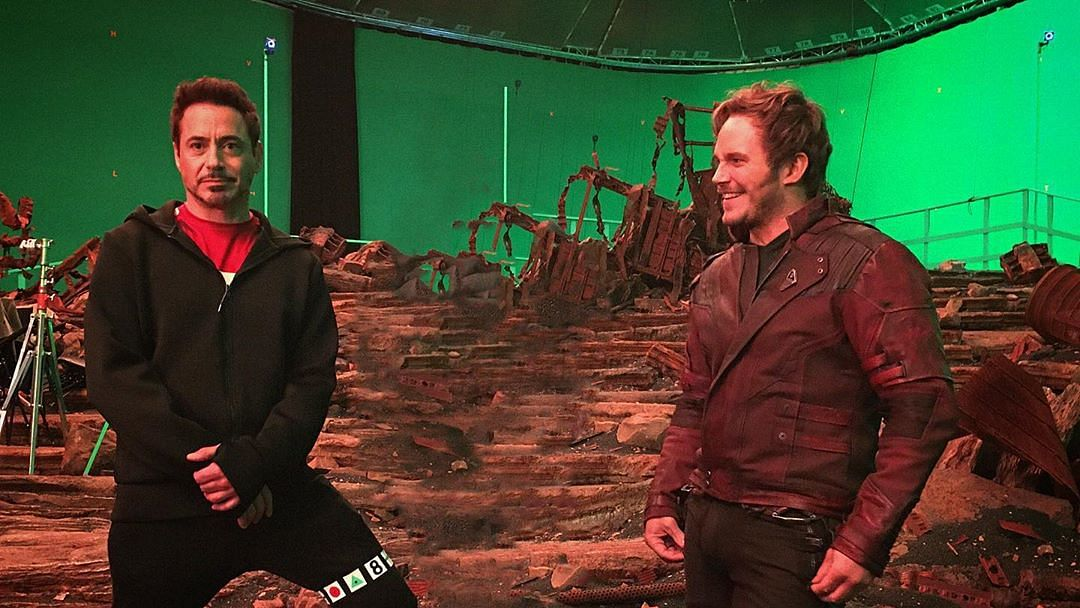 Avengers assemble to defend Chris Pratt after actor is dubbed Hollywood's 'worst Chris'
