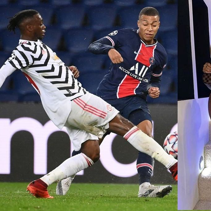 From extra-marital affair with Marlie to owning Mbappe: Aaron Wan-Bissaka's eventful week