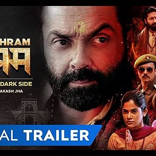 Bobby Deol's 'Aashram Chapter 2 - The Dark Side' promises dark twists in the saga; trailer out