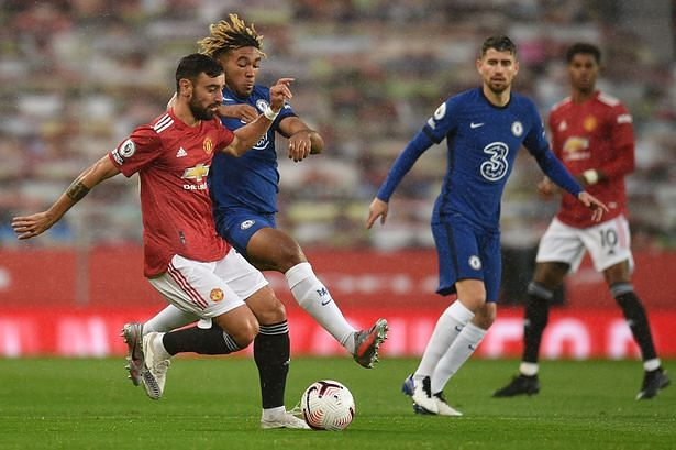 English Premier League: Manchester United held 0-0 by Chelsea to extend frustration at home