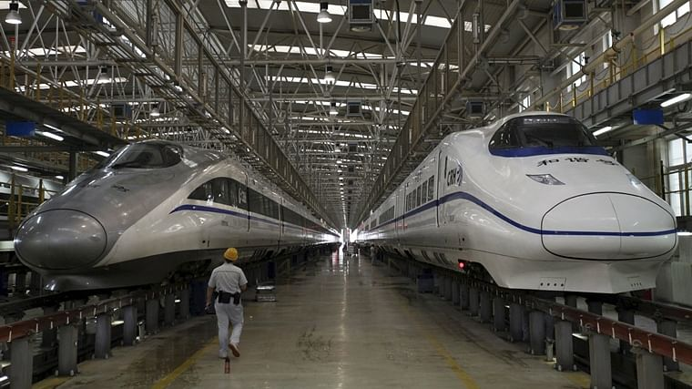 L&T bags up to Rs 2,500-cr contract for Mumbai-Ahmedabad bullet train