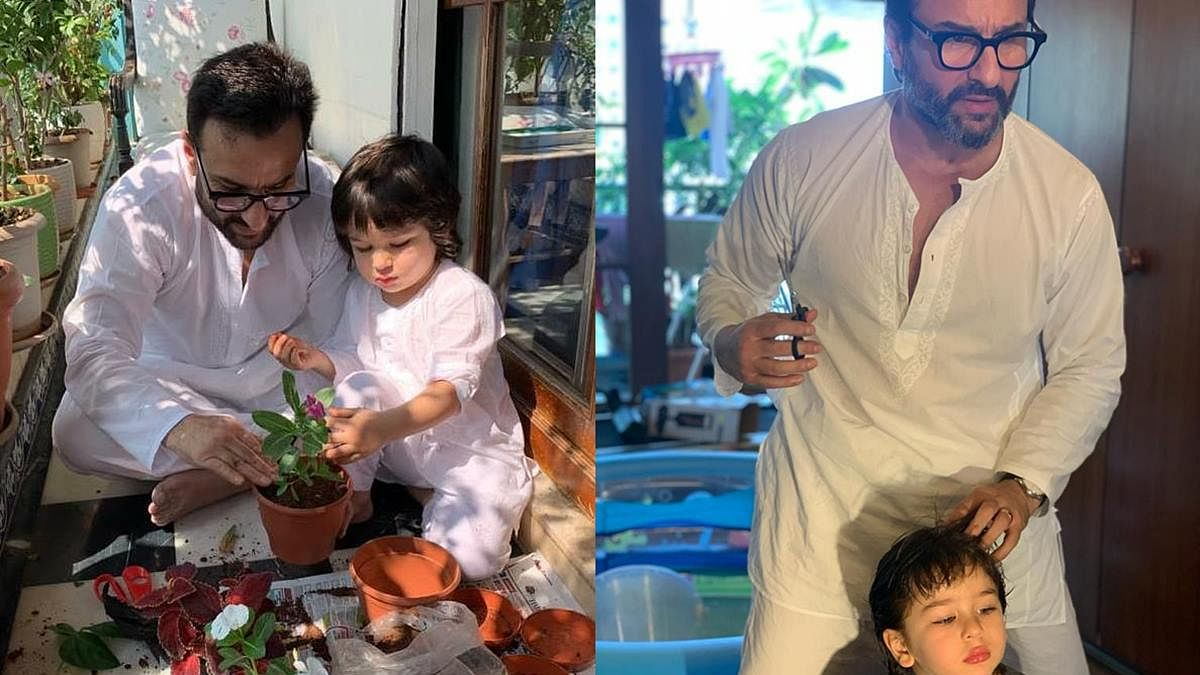 'This is the best age to bring up kids': Saif Ali Khan on becoming a 'quad-father' at 50