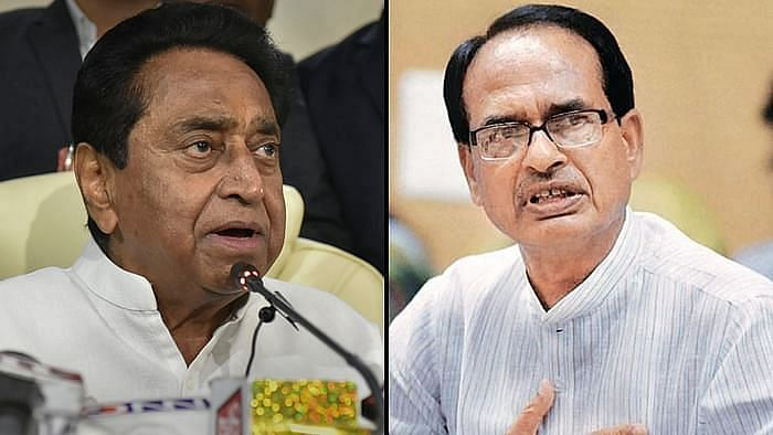Madhya Pradesh Bypolls: BJP's heavyweights take to street, Congress present on social media