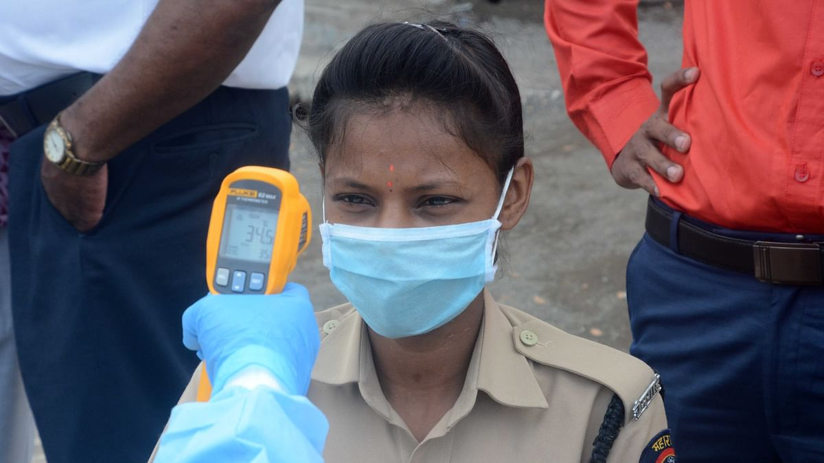 190 Maharashtra police personnel test COVID-19 positive in last 24 hours, total count at 23,879
