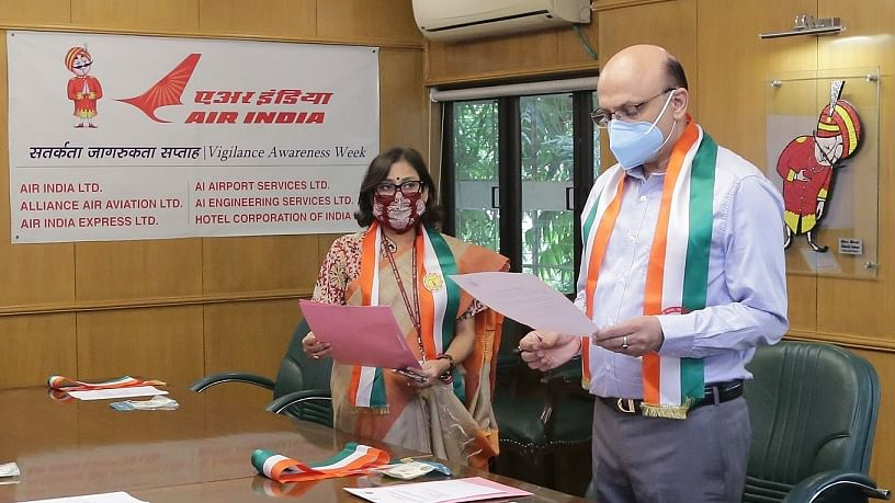 Air India observes Vigilance Awareness Week with myriad activities
