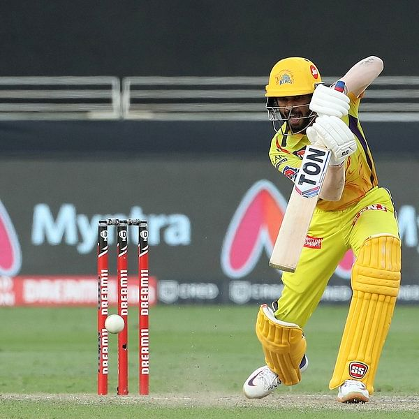 IPL 2020: Ruturaj Gaikwad's confident knock helps CSK beat RCB and end losing streak