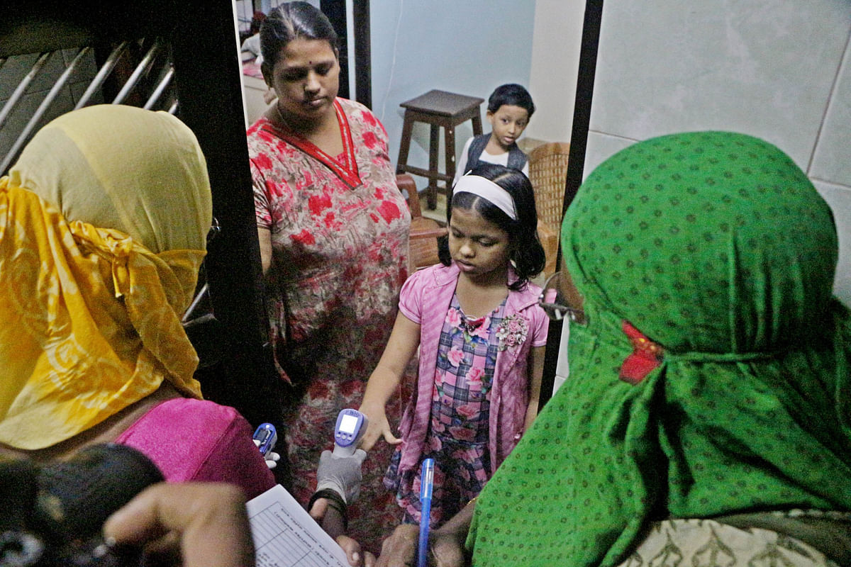 'My Family My Responsibility' campaign finds 106 COVID-19 positive in Panvel