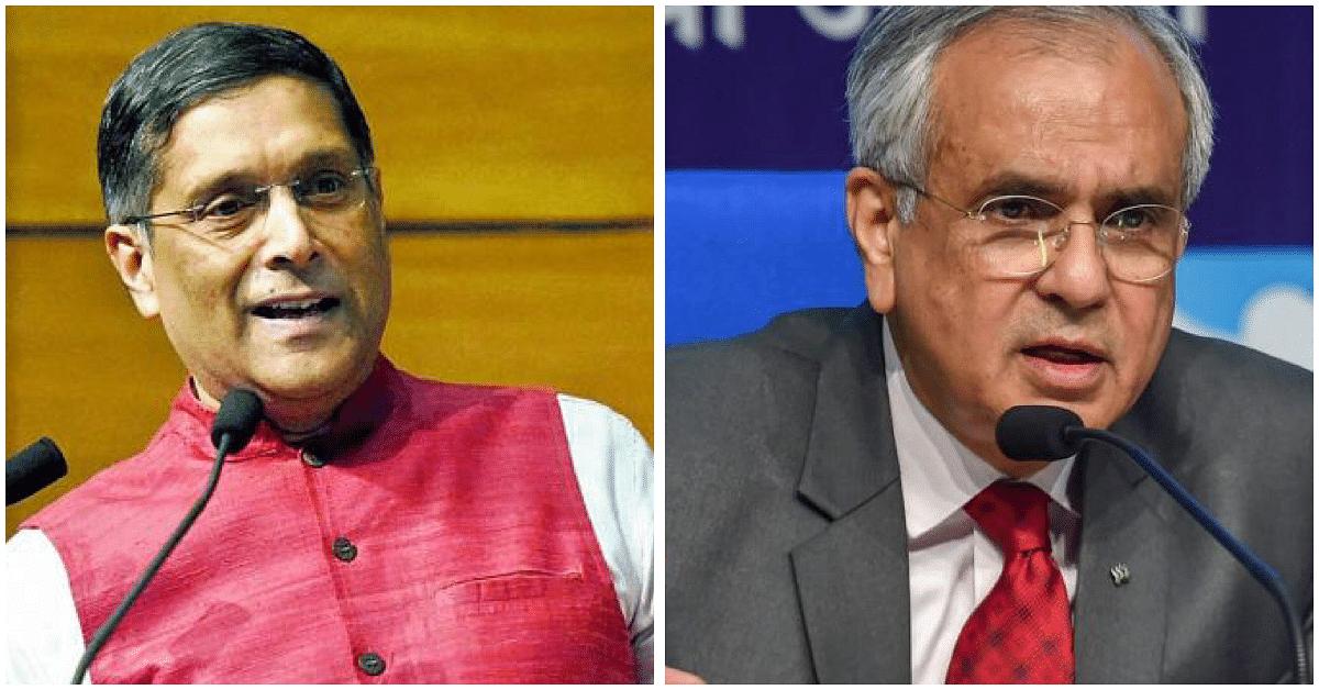 Rajiv Kumar hits backs at Arvind Subramanian for criticising 'Aatmanirbhar Bharat' campaign