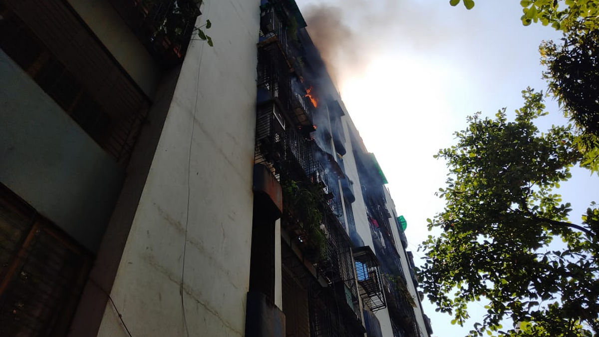 Thane: Two separate incidents of fire reported, none hurt