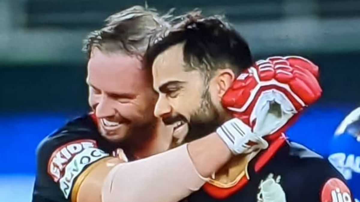 'Sport is beautiful': Virat Kohli shares pic with AB de Villiers, talks about 'friendship and mutual respect'