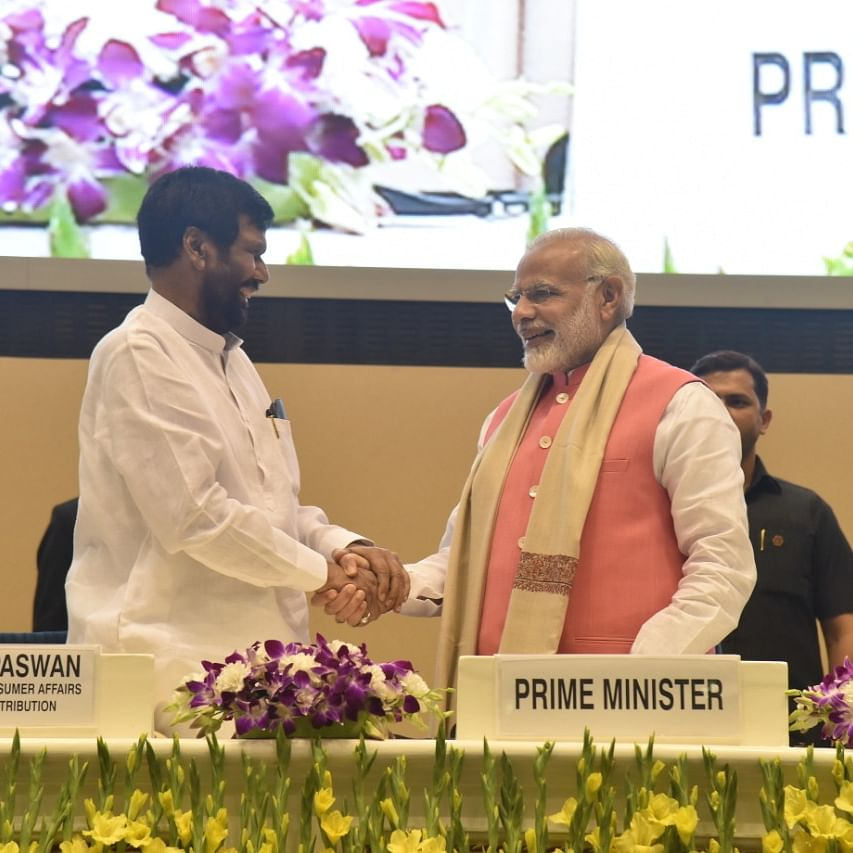 Union Minister Ram Vilas Paswan passes away: I have lost a friend and valued colleague, says PM Modi