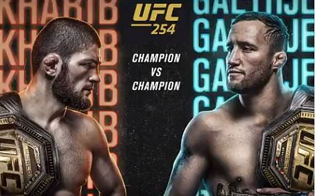 Khabib Nurmagomedov vs Justin Gaethje: When and where to watch UFC 254 battle - Broadcast, live streaming timings in India
