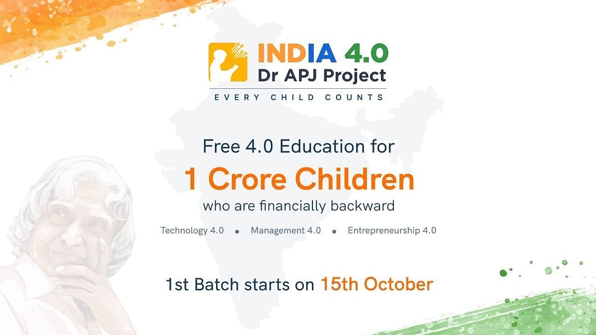 What is 4.0 Education? How can 1 crore children from financially backward families get it for free?