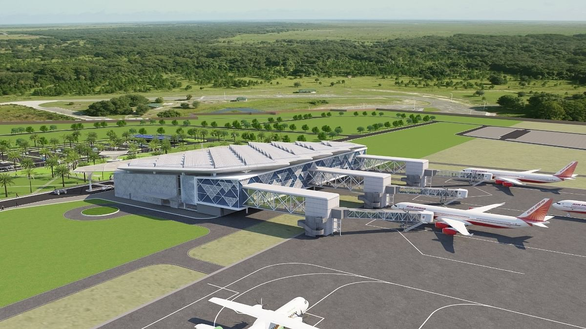 Jabalpur airport's new terminal building likely to be commissioned by March 2022: Airports Authority of India