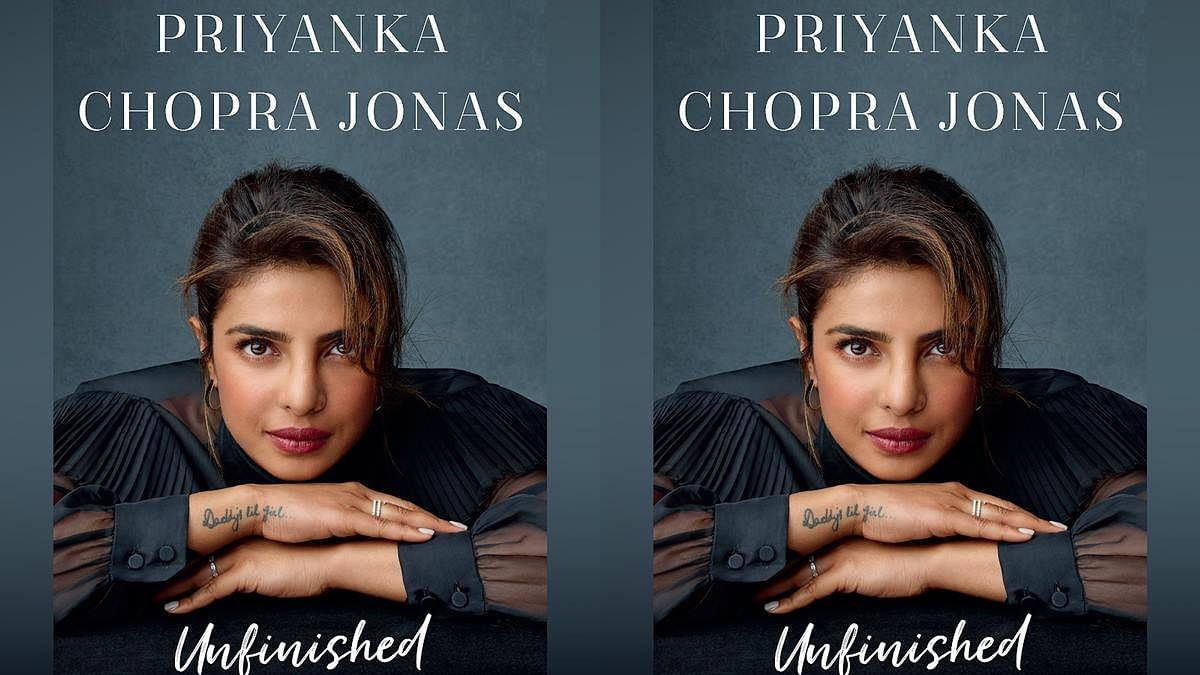 In less than 12 hours, Priyanka Chopra's memoir 'Unfinished' becomes number 1 bestseller in the US
