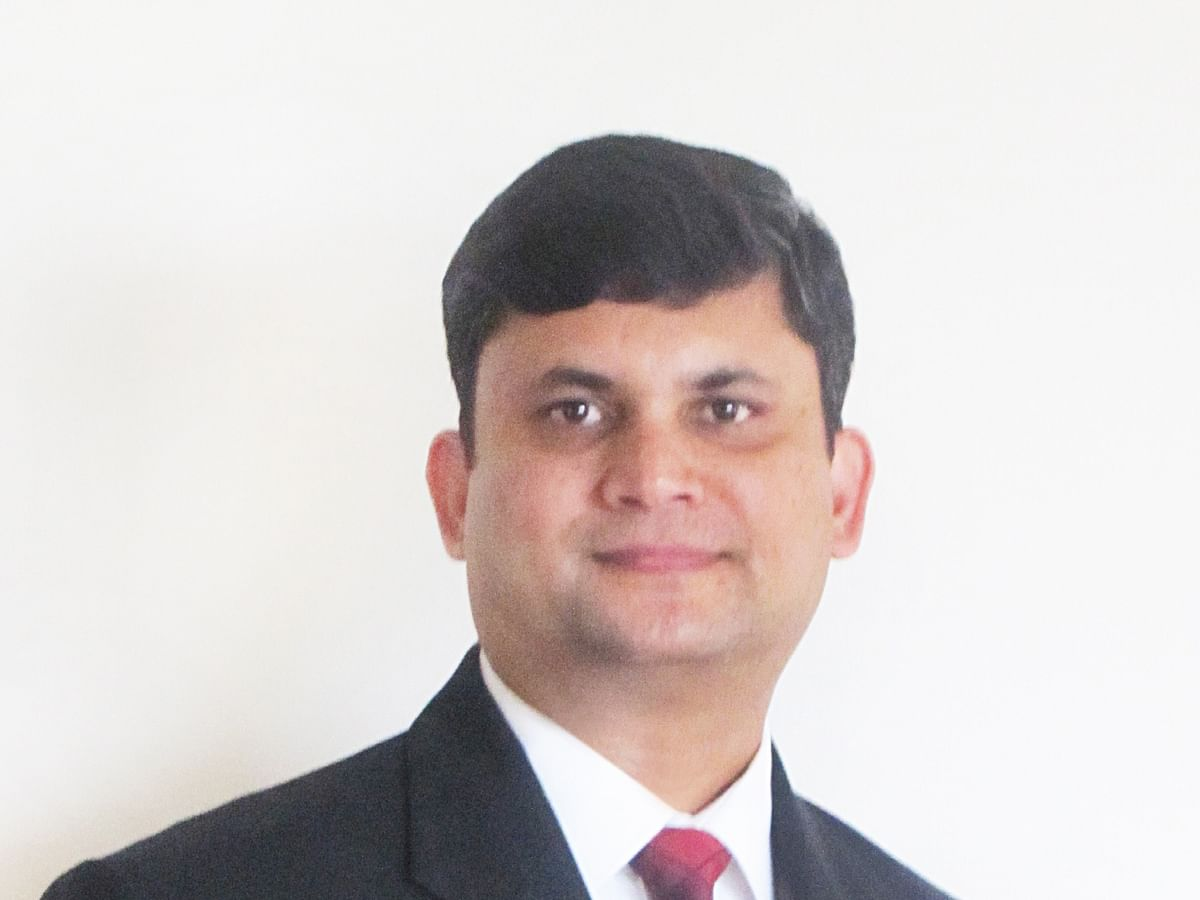 R B Santosh Kumar, Head, Government Engagement, South Asia
