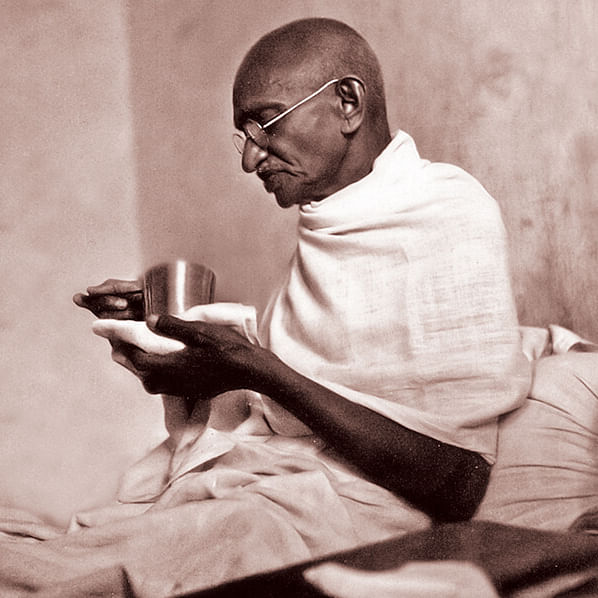 From an abhorrence of chocolates to turning vegan - a look at Mahatma Gandhi's culinary preferences