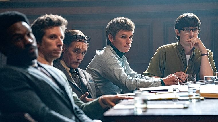 The Trial of the Chicago 7 review: Immensely relatable to our times, the movie is timely and sharp
