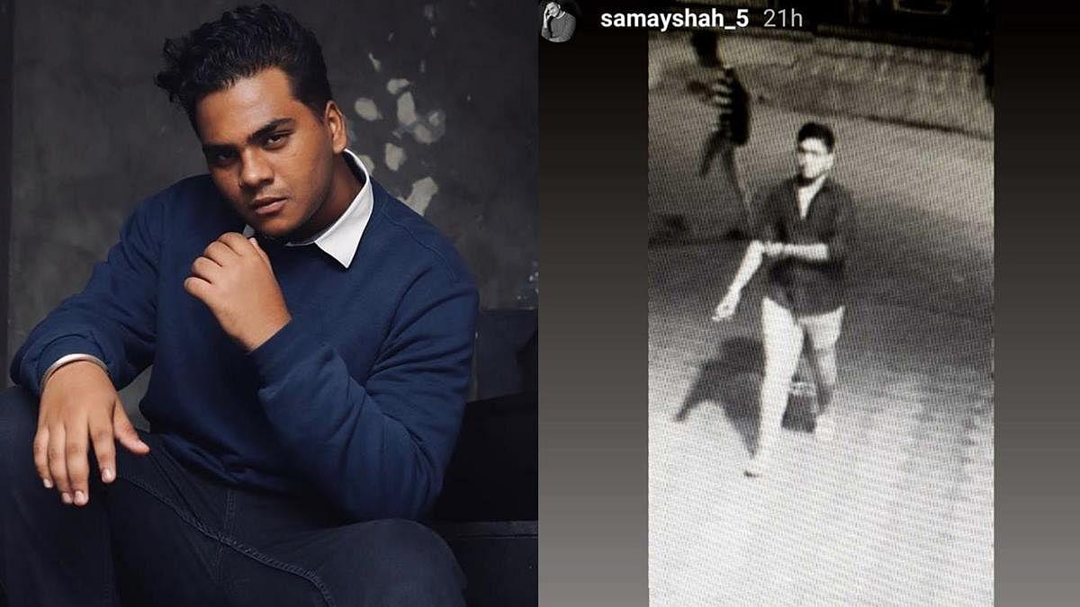 'Taarak Mehta Ka Ooltah Chashmah' actor Samay Shah aka Gogi attacked by a gang outside his Mumbai residence