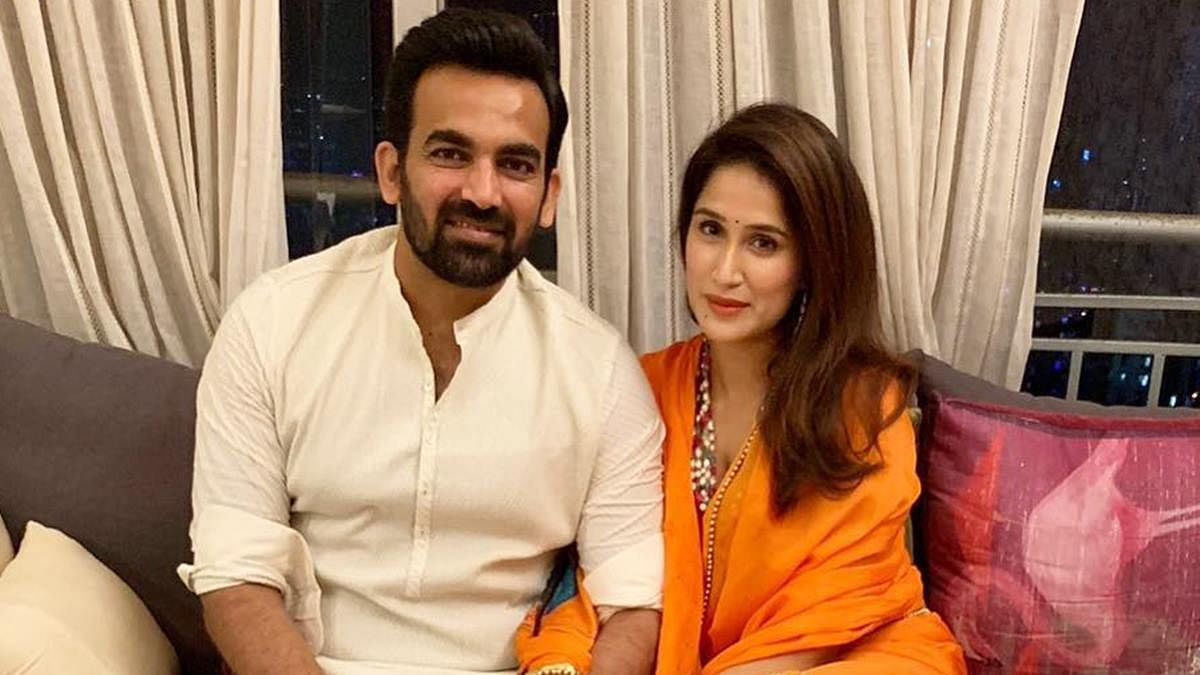 Baby on board! Zaheer Khan and Sagarika Ghatge are expecting their first child