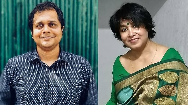 Saket Gokhale files complaint against Taslima Nasreen over 'Boycott Islam' tweet