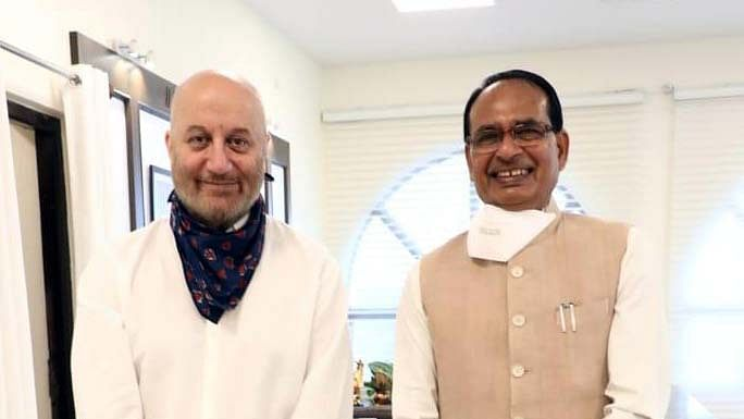 Madhya Pradesh: Digitisation enabled easy access to books, says Anupam Kher