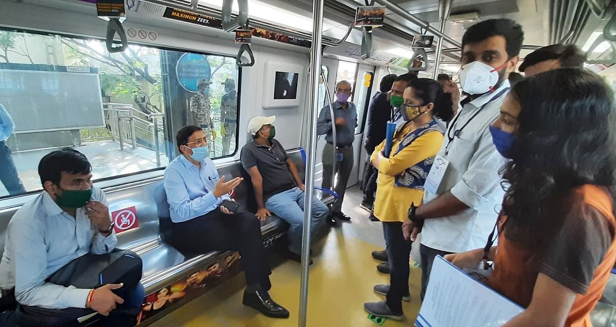 Mumbai Metro One sees steady uptick in ridership