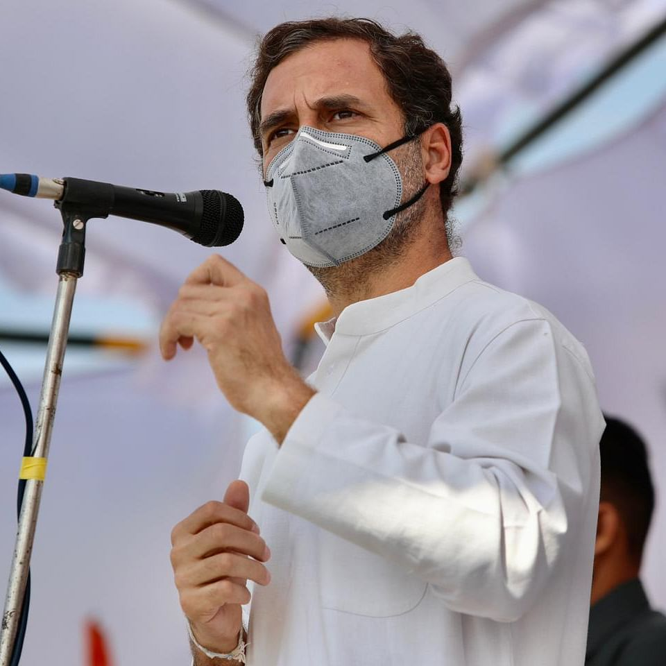 'Hope he clarifies...': Ahead of all-party meeting, Rahul Gandhi takes a jibe at PM over free COVID-19 vaccines