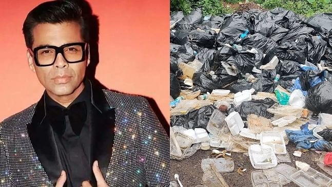 Line producer, hired by Karan Johar's Dharma Productions, alleges North Goa lacks waste disposal management