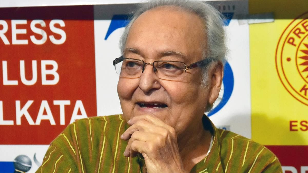 Soumitra Chatterjee's health a cause of concern; doctor says, 'still having neurological issues'