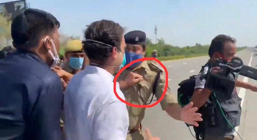 'UP Police pushing Rahul Gandhi': Yogi's media advisor mocks Congress MP
