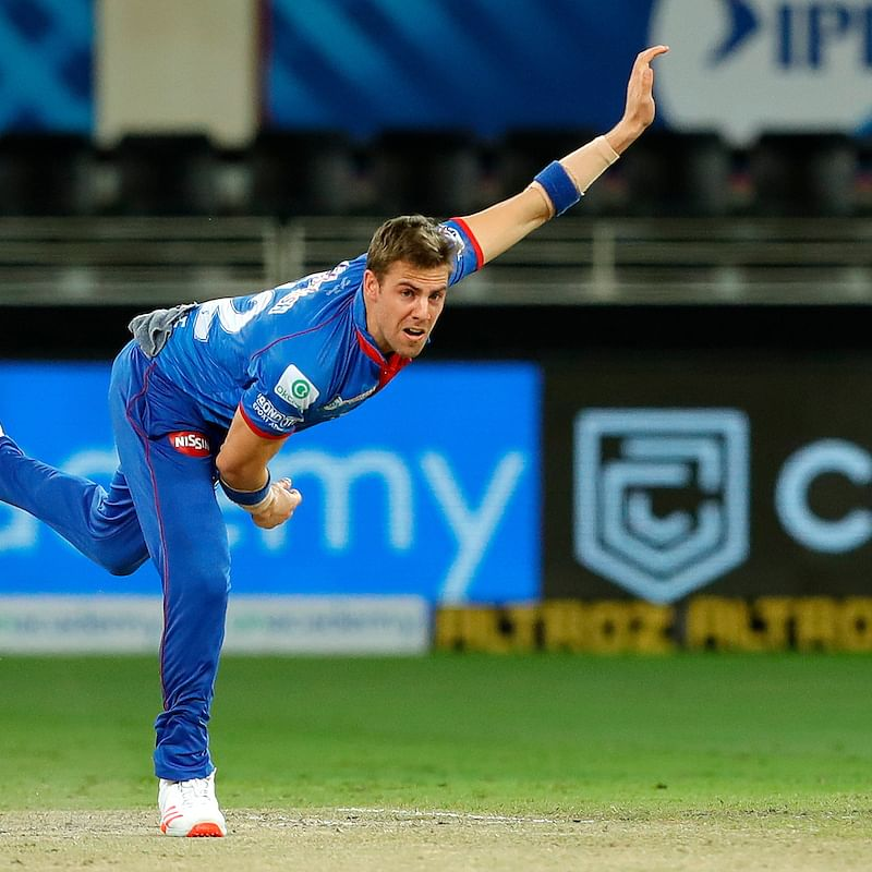 IPL 2020: Delhi Capital pacer Andre Nortje tears up speed records in fiery opening spell