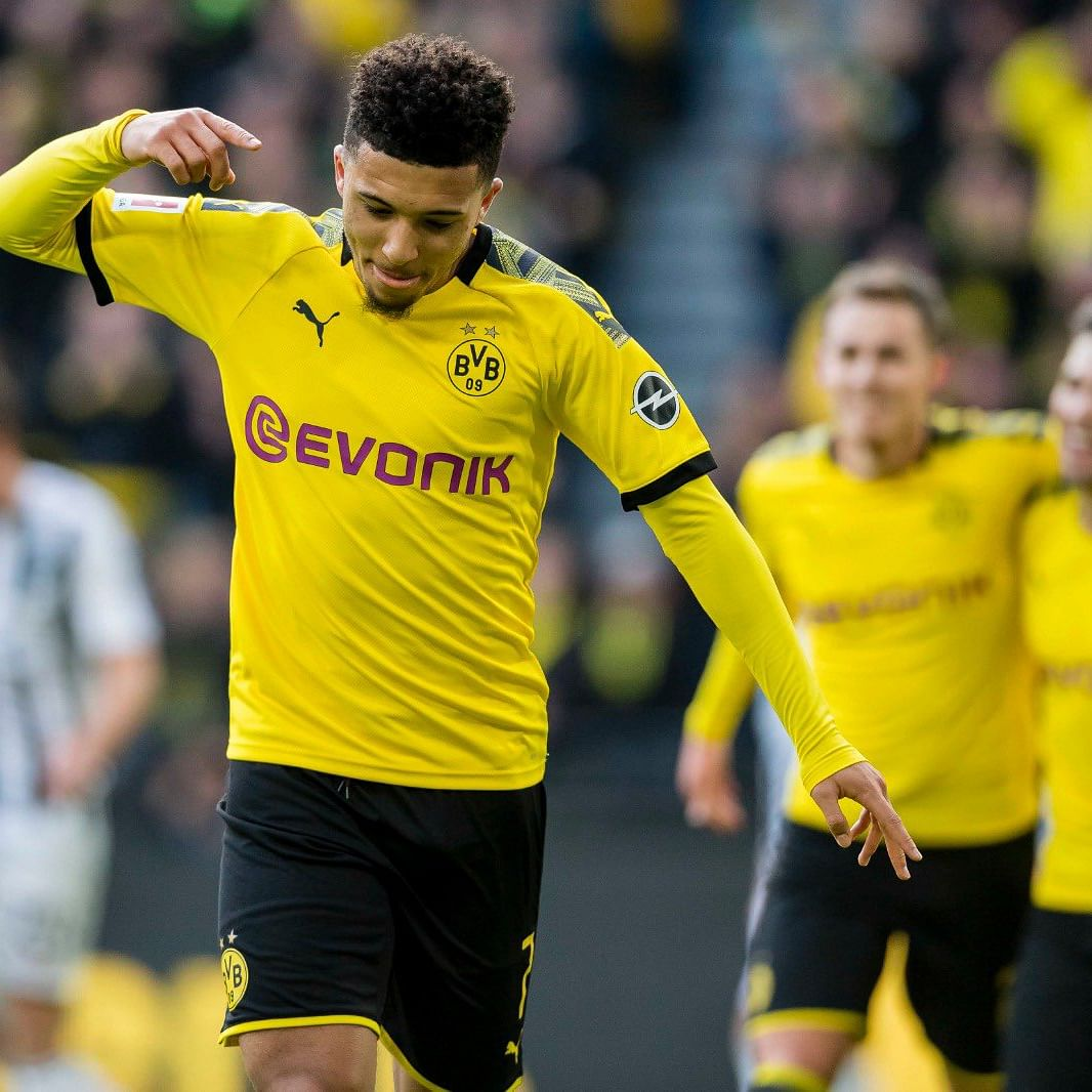 Man Utd played poker game with no one at table: German expert on Sancho chase