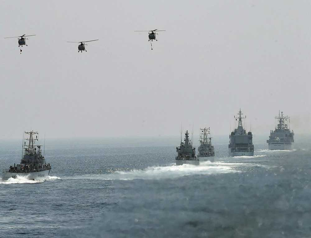 Malabar Naval Exercise: Australia to join the quad with India, US, and Japan