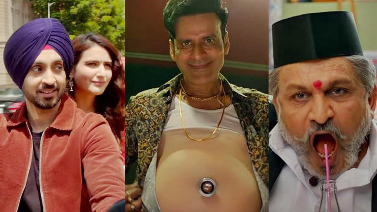 'Suraj Pe Mangal Bhari' Trailer: Manoj Bajpayee, Diljit Dosanjh's film pays homage to 90s family entertainers