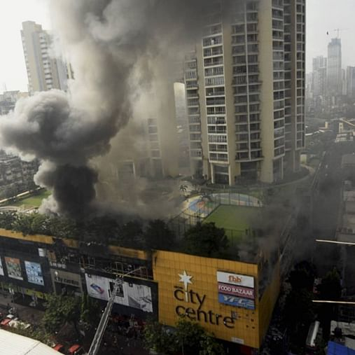 Mumbai: Blaze at City Centre Mall doused after 56 hours