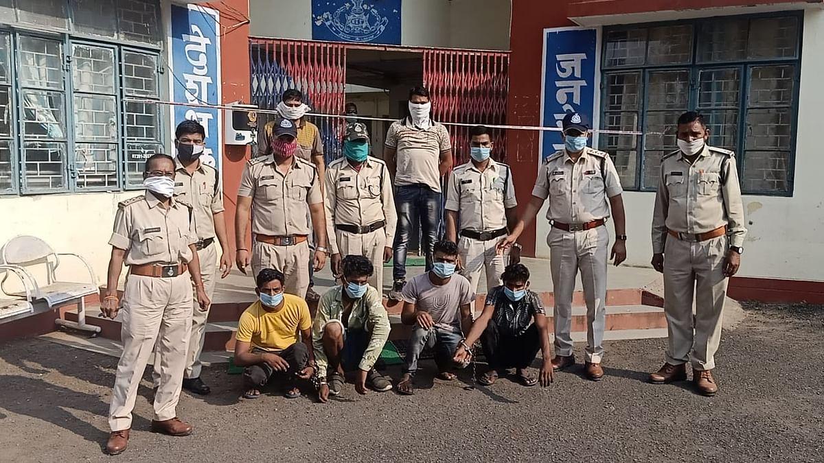 Madhya Pradesh: Woman gang-rape twice by 5, accused arrested