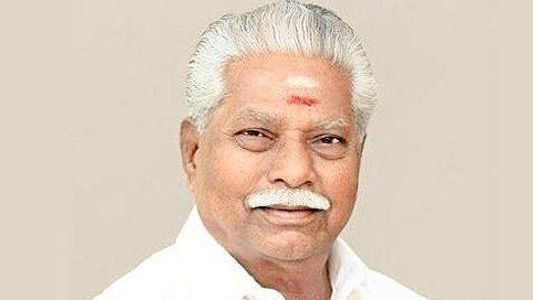 Tamil Nadu Agriculture Minister R Doraikkannu tests positive for COVID-19; on ventilator support