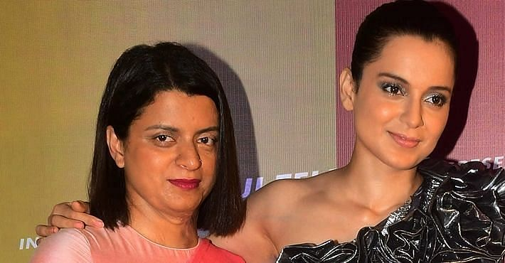 FIR registered against Kangana and her sister for allegedly spreading religious disharmony