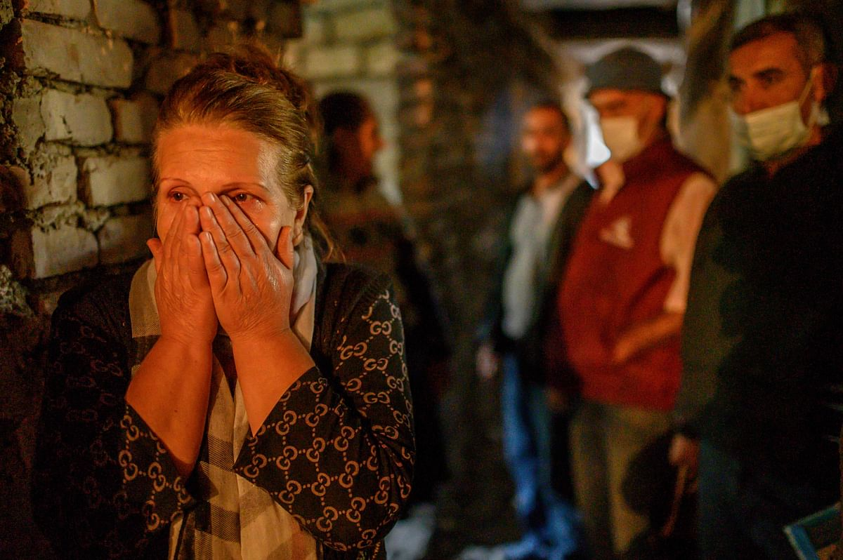 Fighting continues in Armenia-Azerbaijan; 600 dead
