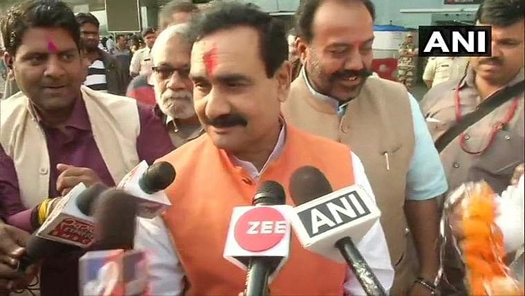 Madhya Pradesh: A CM from the humble origin is what irks Congress, says Narottam Mishra