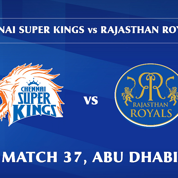 Chennai Super Kings vs Rajasthan Royals LIVE: Score, commentary for the 37th match of Dream11 IPL